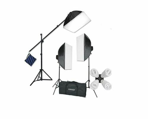 StudioFX H9004SB2 2400 Watt Large Photography Softbox Continuous Photo Lighting