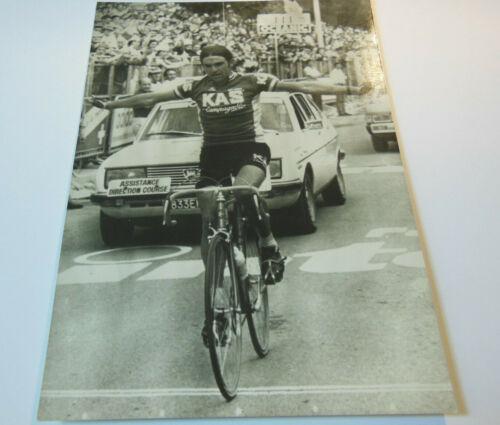 Photo Presse AFP cyclisme Tour de France 1977 Nazabal C3-9