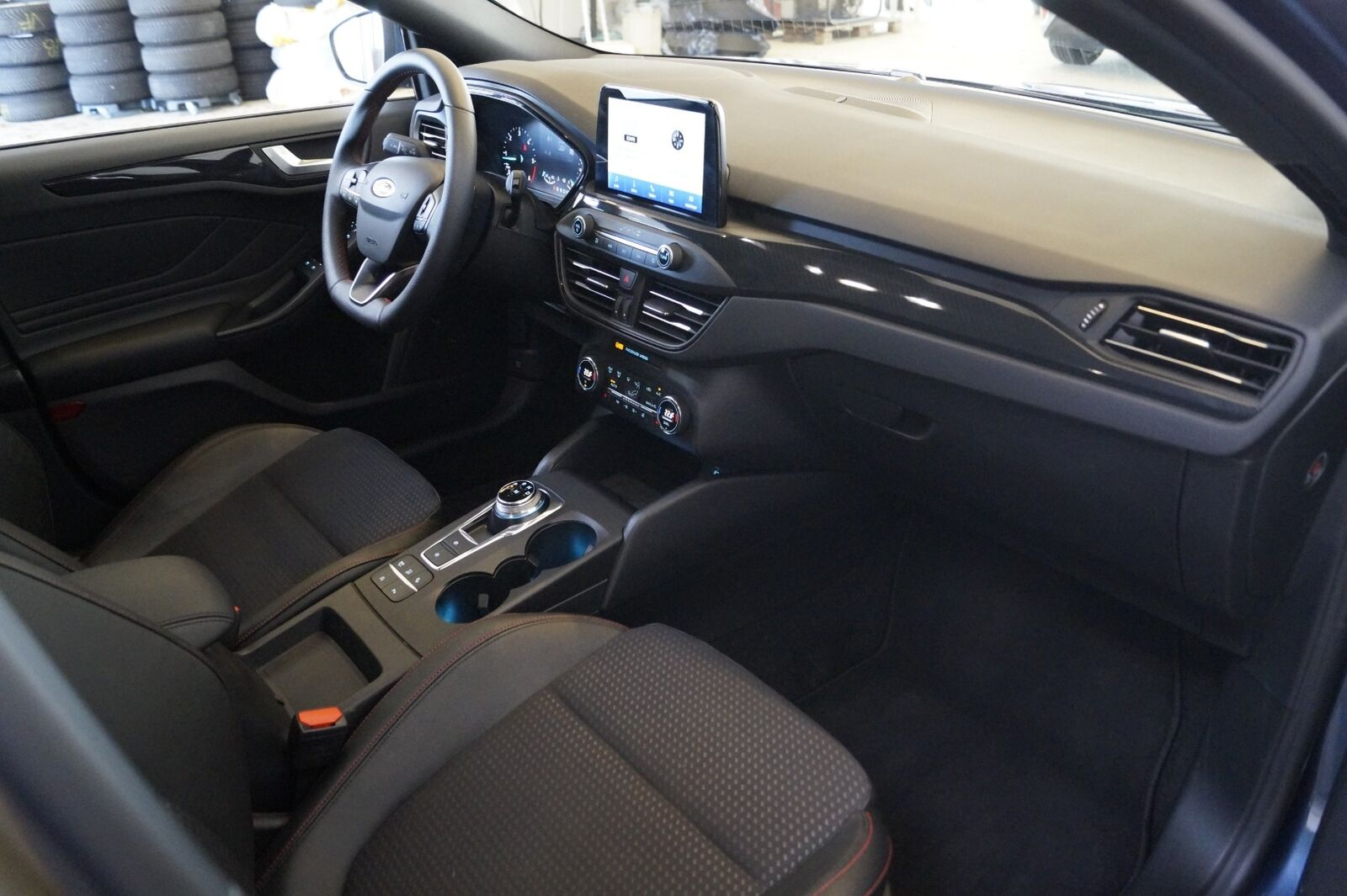 Ford Focus 1,5 EcoBlue ST-Line stc. aut. - billede 8