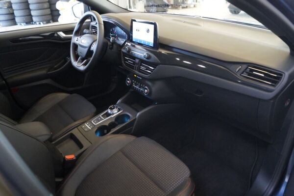 Ford Focus 1,5 EcoBlue ST-Line stc. aut. billede 8