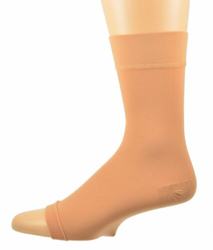 Sierra Socks Compression Ankle Sleeve Brace Support 1 Pair U801 2176