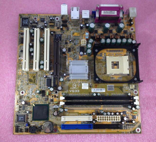 VG33 MOTHERBOARD DRIVERS PC