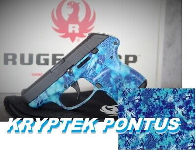 "2Pcs 19x39/"" PVA  KRYPTEK camo Hydrographics Dipping Film Water Transfer Printing"