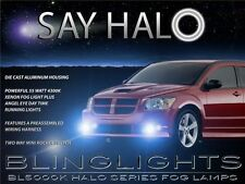 2008 2009 Dodge Caliber SRT4 Halo Fog Lamps Angel Eye Driving Lights Kit
