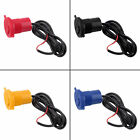 USB Motorcycle Mobile Phone Power Supply Charger Waterproof Port Socket 12V JL