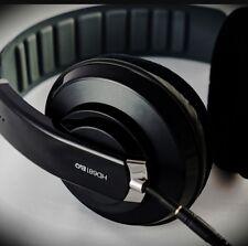 -- Nuovissimo -- SUPERLUX HD 681 EVO CUFFIE NERE -- libera P & P nel Regno Unito