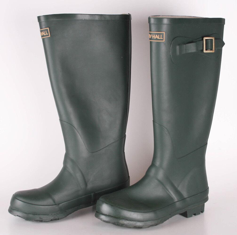 Harry Hall Stivali di Gomma Stivali Equitazione Ranger