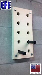 10 X 23  Small Beginner Climbing Peg Board