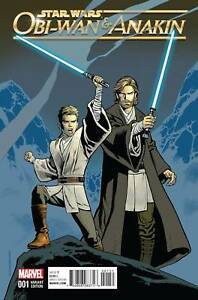 OBI-Wan-and-Anakin-1-of-5-Nowlan-Classic-Variant-Marvel-US-Comic-a047