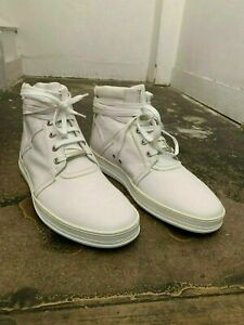 high top trainers with zip
