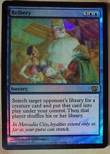 MAGIC FOIL BRIBERY X 1 MTG EIGHTH EDITION 8TH BLACK BORDER WIZARDS OF THE COAST