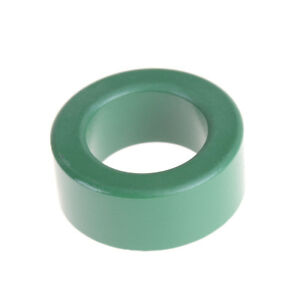 36mm-x-23mm-x-15mm-Round-Green-Iron-Inductor-Coils-Toroid-Ferrite-Core-3C