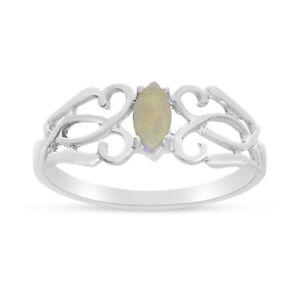 14k-White-Gold-Marquise-Opal-Filigree-Ring