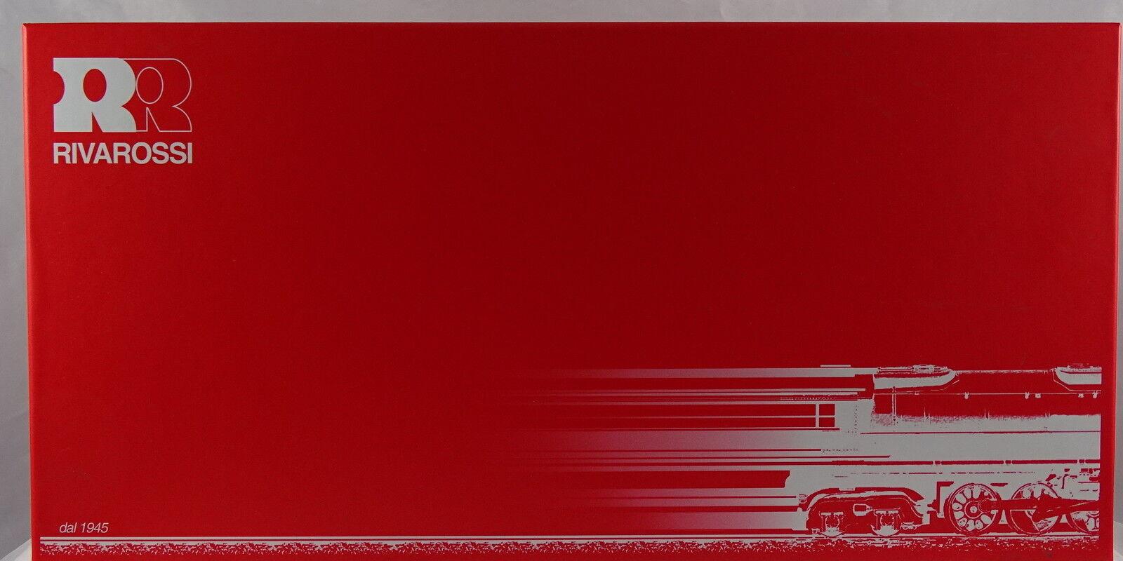 Rivarossi R 5477 Boise Cascade 3 2 trucks Heisler rare sin abrir nueva de fábrica
