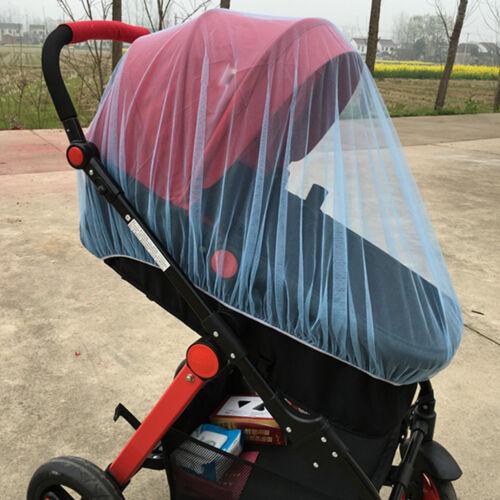 Baby stroller Mosquito Net pliable Confortable Enfants protéger assistant en plein air