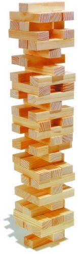 Sonstige Holzspielzeug Legler Wackelturm Stapelturm Holzturm Geduldspiel und Motorik