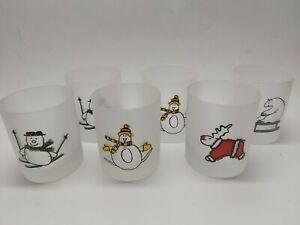Dartington-Designs-Frosted-Winter-Rocks-Lowball-Old-Fashioned-Glasses-Tumblers