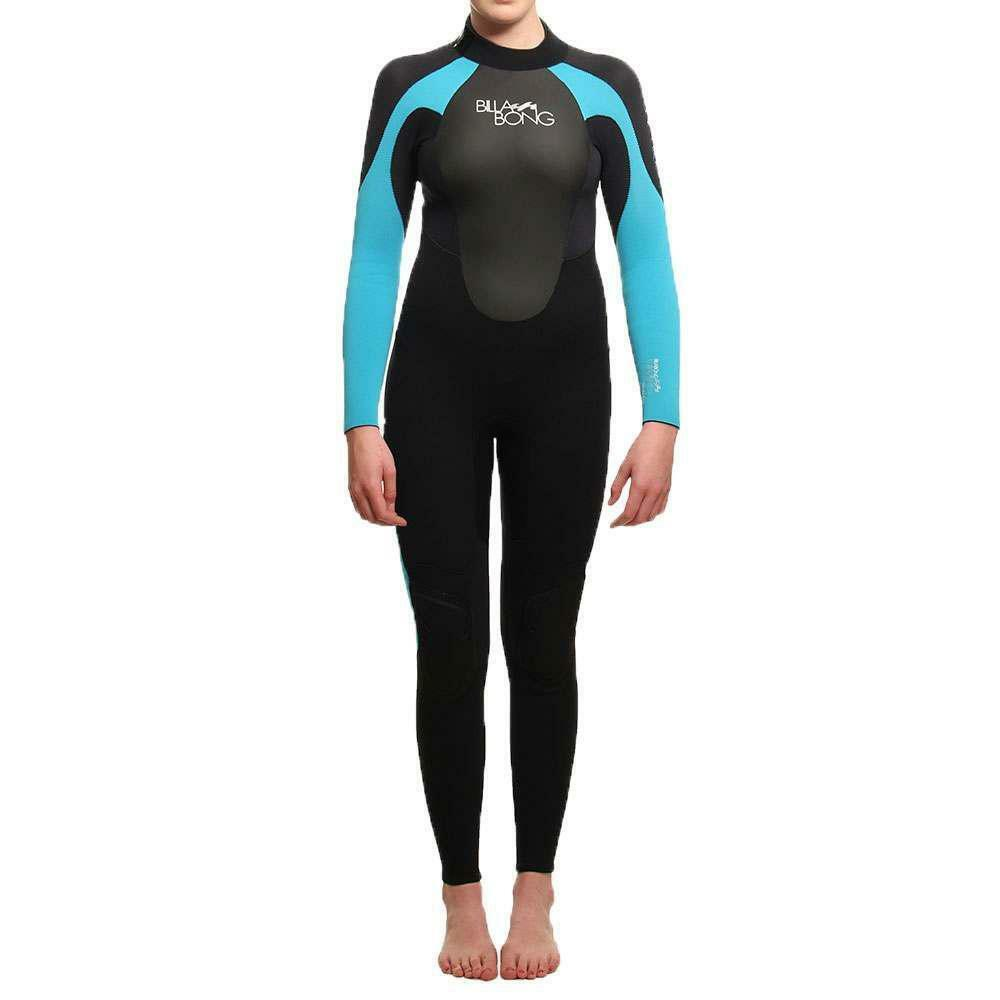 Billabong Donna Lanciare Bz 5 4 Muta 2018 Turq Billabong Surf Impermeabili