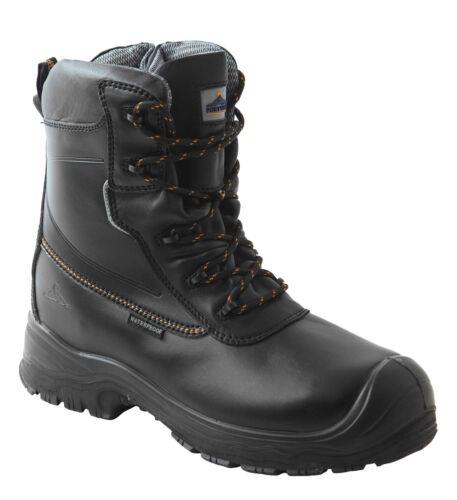 Portwest Compositelite™ Traction 7 inch 18cm Safety Boot S3 HRO CI WR FD02