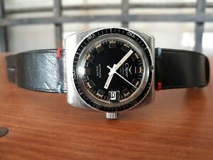 Vintage-Cliper-Diver-Automatic-Watch-Skin-Diver-Swiss-Made