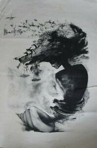 Serigraph by Raimundo Orozco Vega. No title. 2004 Original signed by the artist