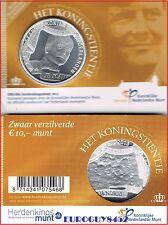 NEDERLAND - COINCARD 10 € 2013 UNC - HET KONINGSTIENTJE