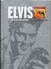 ELVIS PRESLEY BOOK + CD Golden Records VOL.1 MADE in ITALY 2010 SEALED Mondadori