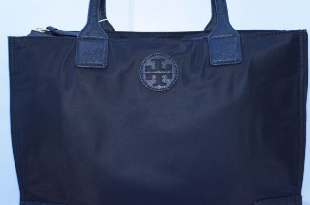 a814c93ff78 Tory Burch Ella Black Nylon Packable Tote Bag 11169785 for sale ...