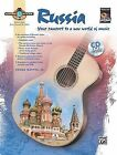 Guitar Atlas Russia: Your Passport to a New World of Music, Book & CD by Alfred Publishing, Frank Natter (Paperback / softback, 2009)