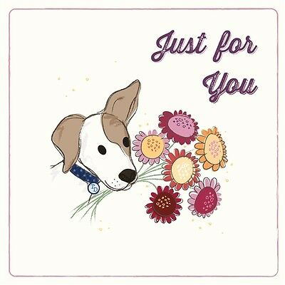 Details About Dogs Trust Jack Russell Tommy Doggy Charity Greeting Birthday Card Dog Lovers