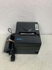 Snbc Btp R880np Pos Receipt Printer Black Used With Power Supply