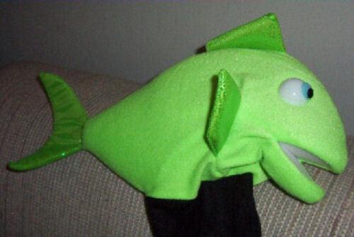 Marionetten & Handpuppen 6 Blacklight Tropical Fish Puppets 17 long-VBS ministry,Education,Sealife Marionette