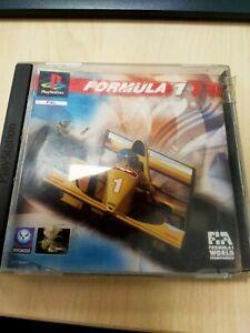 Jeu Playstation PS1 - FORMULA 1 - Complet