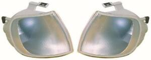 For-VW-Polo-Mk3-Hatchback-1994-1999-Clear-Front-Indicators-1-Pair-O-s-amp-N-s