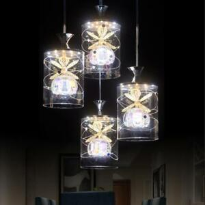 Crystal-Ceiling-Lamp-Glass-Chandelier-Dining-Room-Pendant-Light-Fixture-Lighting