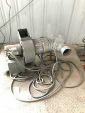 Dayton 4c119 15hp Squirrel Cage Blower With 10 58 Dia Wheel 230460v 3ph