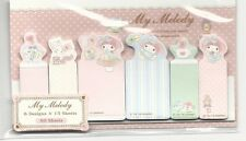 Sanrio My Melody Sticky Notes Tabs Japan