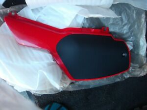 Yamaha-DT80LC-DT80-DTLC-NOS-LHS-Side-Panel-Red-New