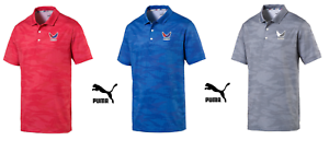 ffc4f945 Image is loading New-Puma-Volition-Wings-Golf-Polo-Choose-Size-