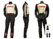 CRG Hobby kart race suit 2015 style Front Zipper
