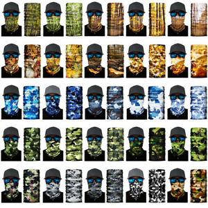 3D-Jungle-Camouflag-Face-Shield-Sun-Mask-Neck-Gaiter-Balaclava-Scarf-Headwear-UV