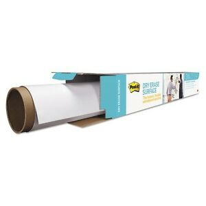 Post-it Dry Erase Film with Adhesive Backing - DEF3X2