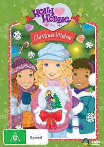 Holly-Hobbie-and-Friends-Christmas-Wishes-DVD-2008-FREE-POSTAGE