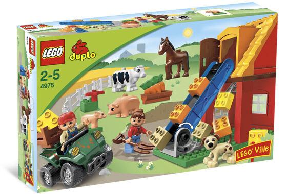 Nuevo Lego Duplo 4975 Granja