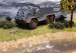 Buffalo Transport Truck (Culverin Models)