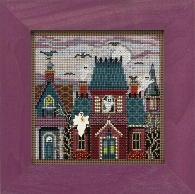 Mill Hill Buttons and Beads - Ghost Town - Cross Stitch Kit - MH14-1923