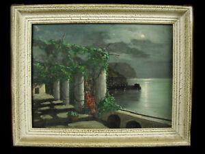Federico-Ciappa-c1870-View-D-039-Amalfi-Monastero-Dei-Benedettini-Naples-Italia