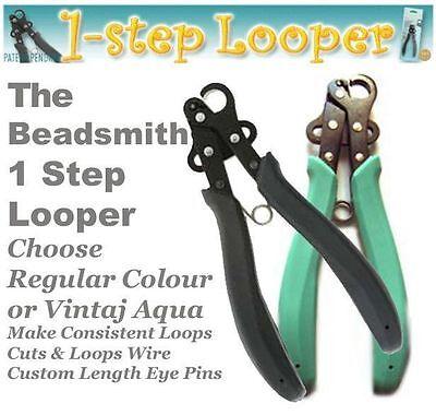 Beadsmith ® 1-paso Looper para hacer bucles de joyería con cuentas de 2.25mm FQZ5