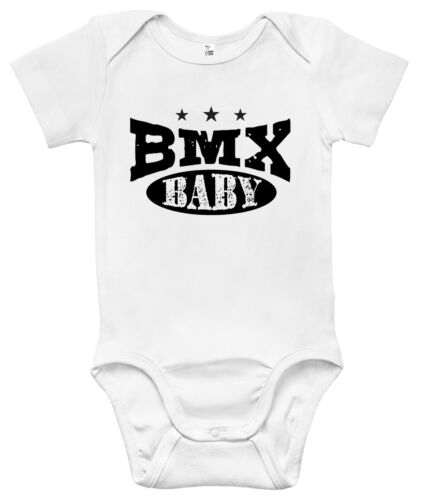 Baby Bodysuit BMX Baby Baby Clothes for Infant Boys and Girls