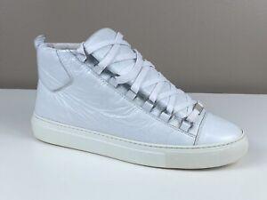 Balenciaga Arena White Size 39 US 7 | eBay